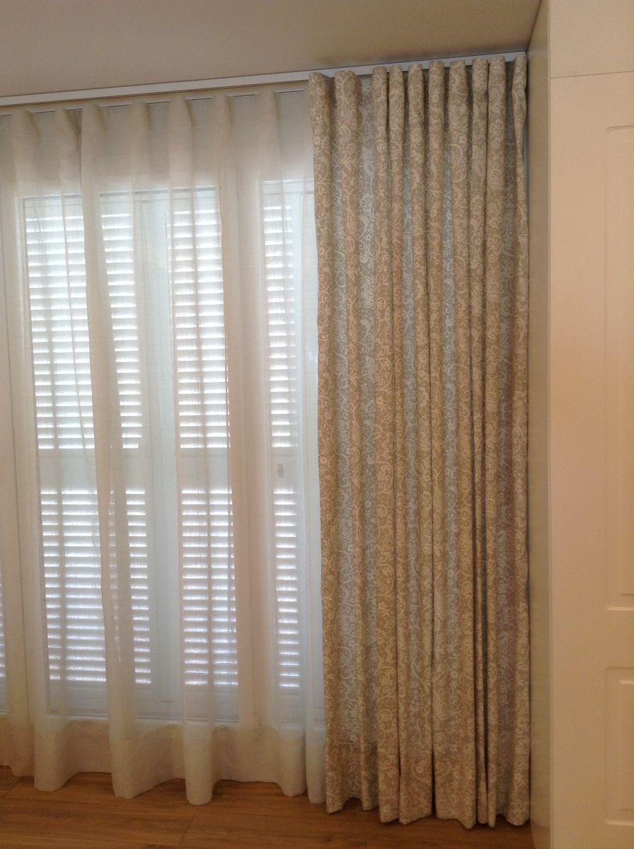 cortinas para casa en castelldefels