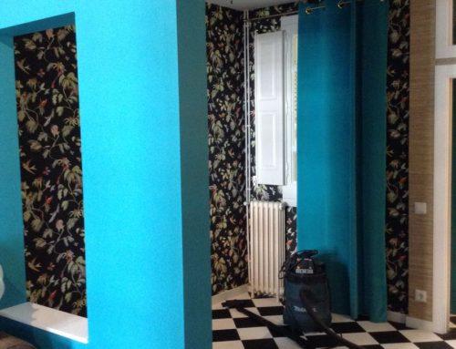 Interiorismo piso particular en Barcelona