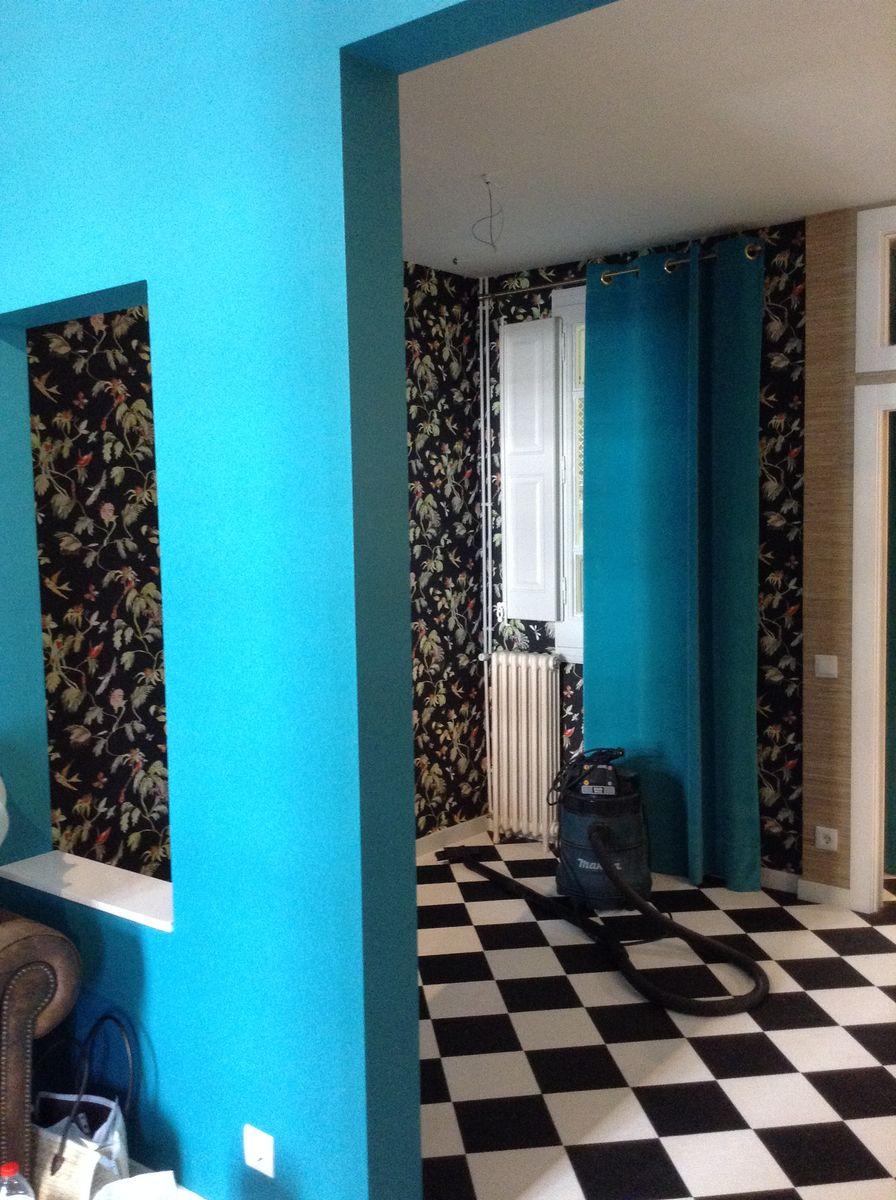interiorismo piso barcelona