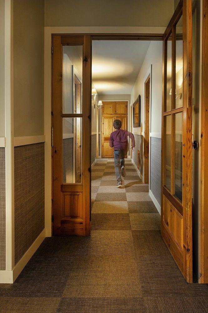 cortinas para hoteles