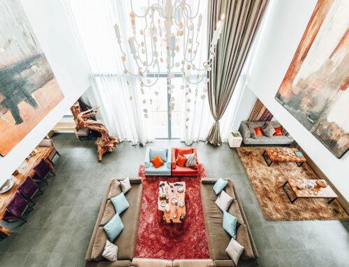 Guía rápida de cortinas para hoteles